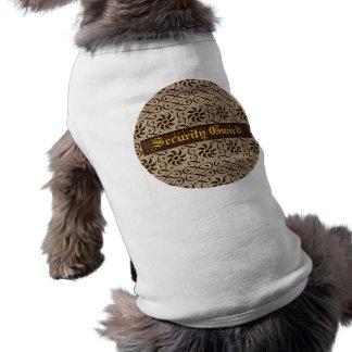 Leder-Blick Verzierung weich T-Shirt