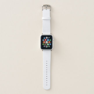Ledernes Apple-Uhrenarmband, 38mm Apple Watch Armband