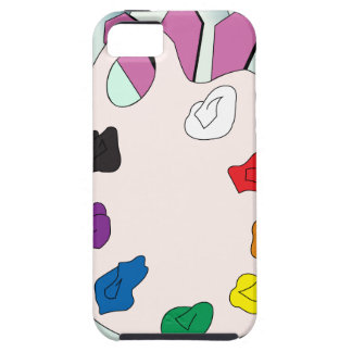 Lee-Wanderer-feine Kunst iPhone 5 Cover