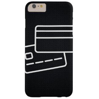 Leere Karten-Bilddagramm Barely There iPhone 6 Plus Hülle