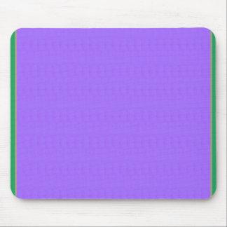 Leere lila Beschaffenheits-Schablone DIY addieren Mousepads