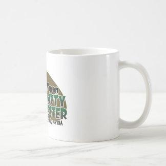 Leeres Nest Kaffeetasse