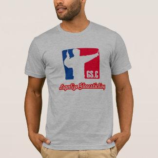 Legalisieren Sie freihändig T-Shirt