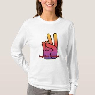 Legalisieren Sie Freiheits-T - Shirt