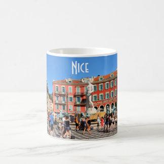 Legen Sie Massena in Nizza, Frankreich Kaffeetasse