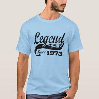 Legende seit 1973 T-Shirt