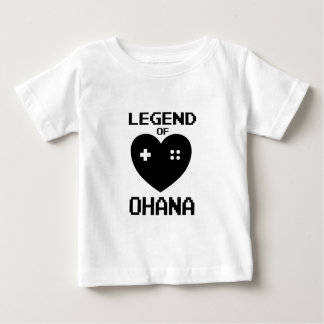 Legende von Ohana Baby T-shirt
