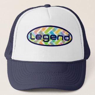 Legenden-Hut Truckerkappe