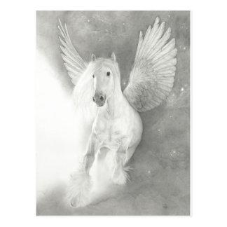 LEGENDEN von EQUUS - Donner in den Himmeln Postkarte