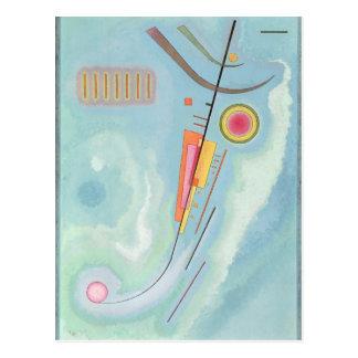 Leger, abstrakte Art, 1930 Postkarte