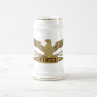 Legions-Eagle-Gold Bierglas