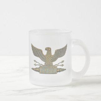 Legions-Eagle-Kupfer Mattglastasse