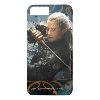 LEGOLAS GREENLEAF™ Grafik iPhone 8 Plus/7 Plus Hülle