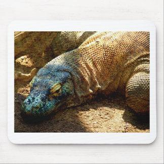 Leguan-Eidechse Mousepad