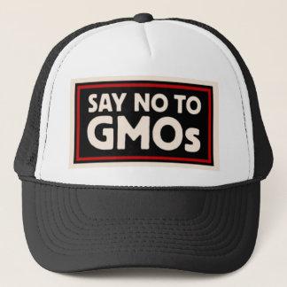 Lehnen Sie GMOs ab Truckerkappe
