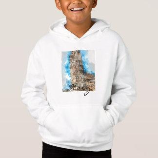 Lehnender Turm von Pisa Hoodie