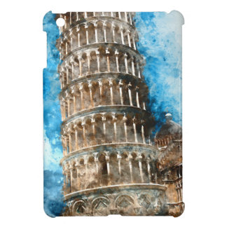 Lehnender Turm von Pisa in Italien iPad Mini Hülle