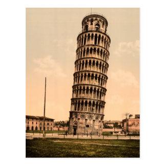 Lehnender Turm von Pisa Postkarte