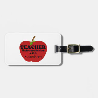 Lehrer Extraordinaire Kofferanhänger