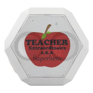 Lehrer Extraordinaire Weiße Bluetooth Lautsprecher