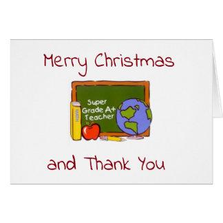 lehrer der frohen weihnachten geschenke