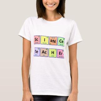 Lehrer für Wissenschaft T-Shirt