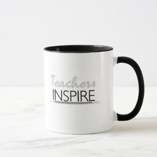 Lehrer inspirieren T-Shirts und Geschenke Tasse