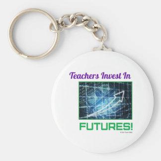Lehrer investieren in der Zukunft-Schlüsselkette Schlüsselanhänger