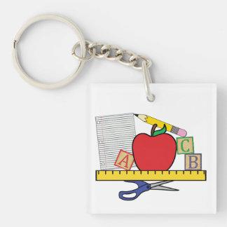 Lehrer Keychain Schlüsselanhänger