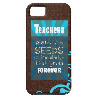 Lehrer-Pflanze die Samen, die für immer wachsen Etui Fürs iPhone 5