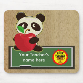 Lehrer-Preis Mousepad