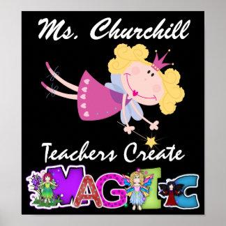 Lehrer schaffen Magie - Plakat - SRF