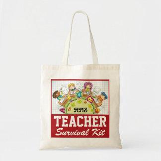 Lehrer-Überlebensausrüstung - SRF Budget Stoffbeutel