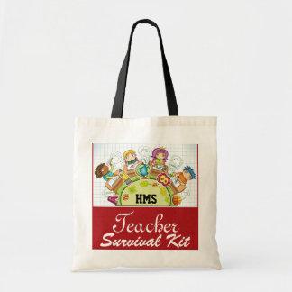 Lehrer-Überlebensausrüstung - SRF Tasche