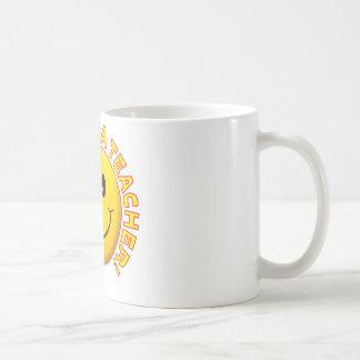 Lehrer vertrauen mir kaffeetasse