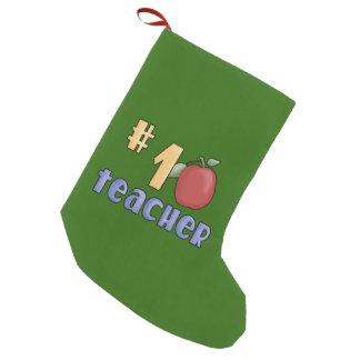 Lehrer-WeihnachtsStrumpf der Nr.-eine Kleiner Weihnachtsstrumpf