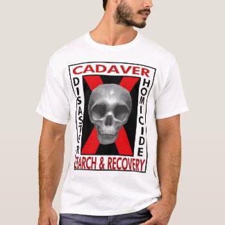 Leichen-Suche u. Erholung T-Shirt