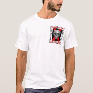 Leichen-Suche u. Erholungs-T - Shirt