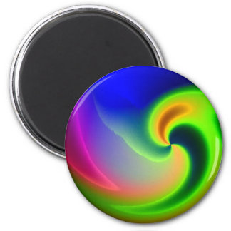 Leicht Runder Magnet 5,1 Cm
