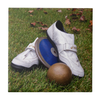 Leichtathletik Keramikfliese