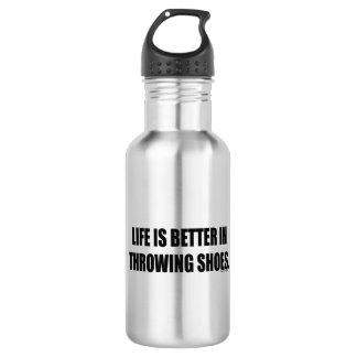 Leichtathletik-Spritzring-Wasser-Flaschen-Geschenk Trinkflasche