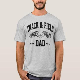 Leichtathletik-Vati T-Shirt