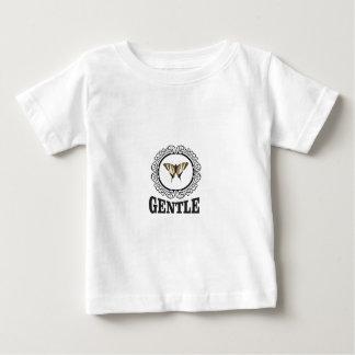 leichte Schmetterlingsmarkierung Baby T-shirt