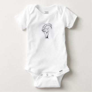 Leichter Stallion Baby Strampler