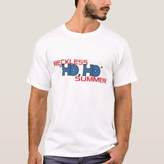 Leichtsinniger Sommer T-Shirt