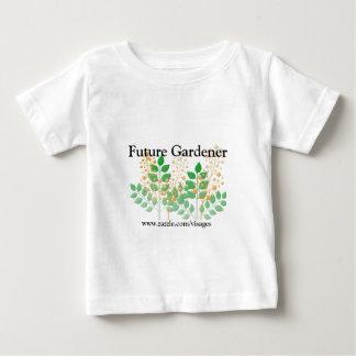 Leidenschaftlicher Gärtner Baby T-shirt