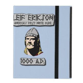Leif Erikson: Amerikas erster weißer Typ iPad Schutzhülle