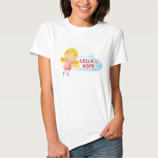 Leilas Hoffnung - der Hanes ComfortSoft® der Shirt
