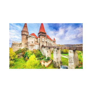 Leinwand Corvin Schloss