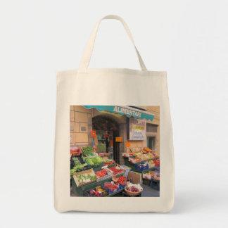 Leinwand-Tasche--Italienischer Markt